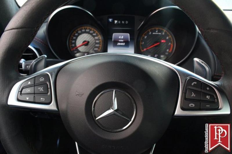 2016 Mercedes-Benz AMG GT 19