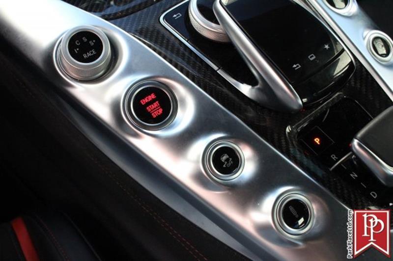 2016 Mercedes-Benz AMG GT 31