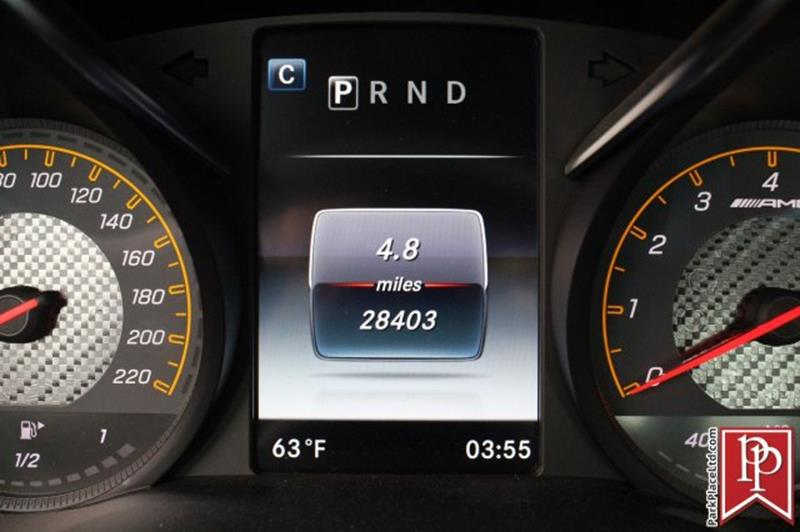 2016 Mercedes-Benz AMG GT 25