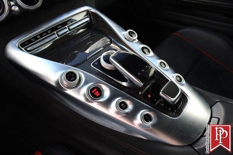 2016 Mercedes-Benz AMG GT 30
