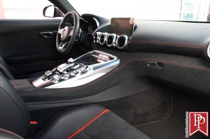 2016 Mercedes-Benz AMG GT 14
