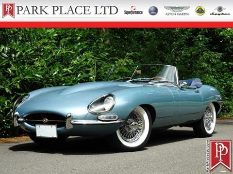 Perfect 1964 Jaguar E Type For Sale In Bellevue, WA