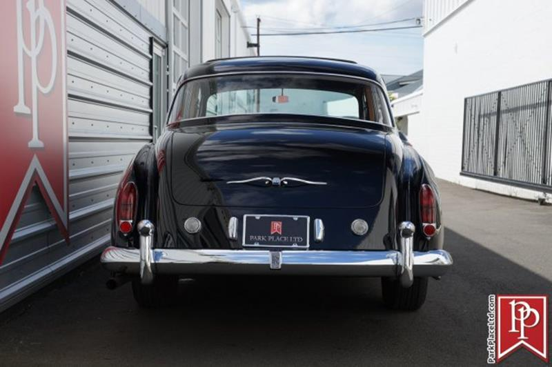1964 Rolls-Royce Silver Cloud 3 10