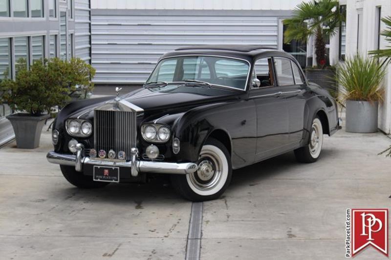 1964 Rolls-Royce Silver Cloud 3 2