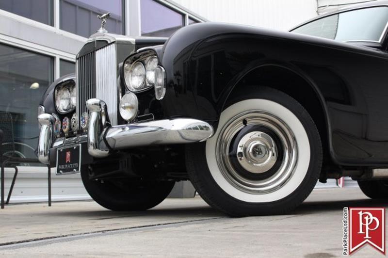 1964 Rolls-Royce Silver Cloud 3 4