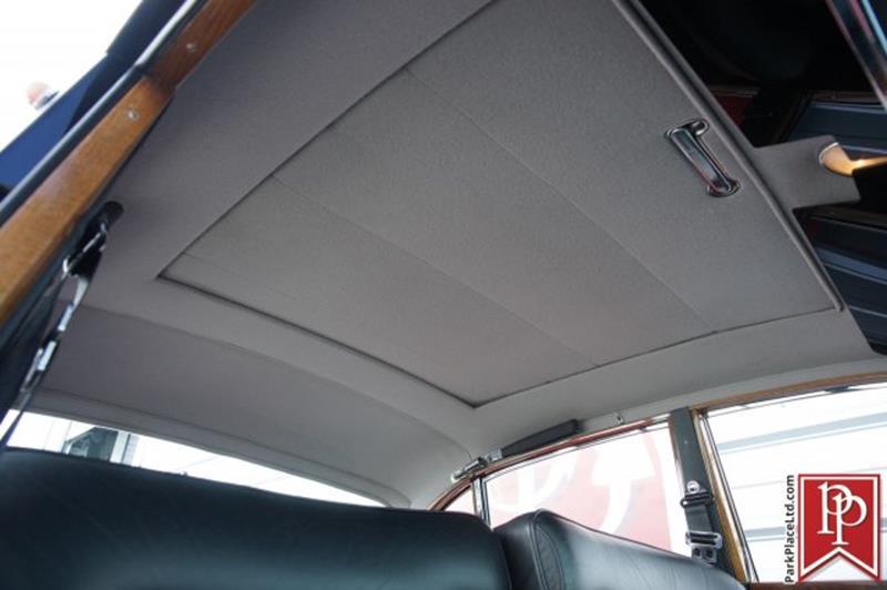 1964 Rolls-Royce Silver Cloud 3 14