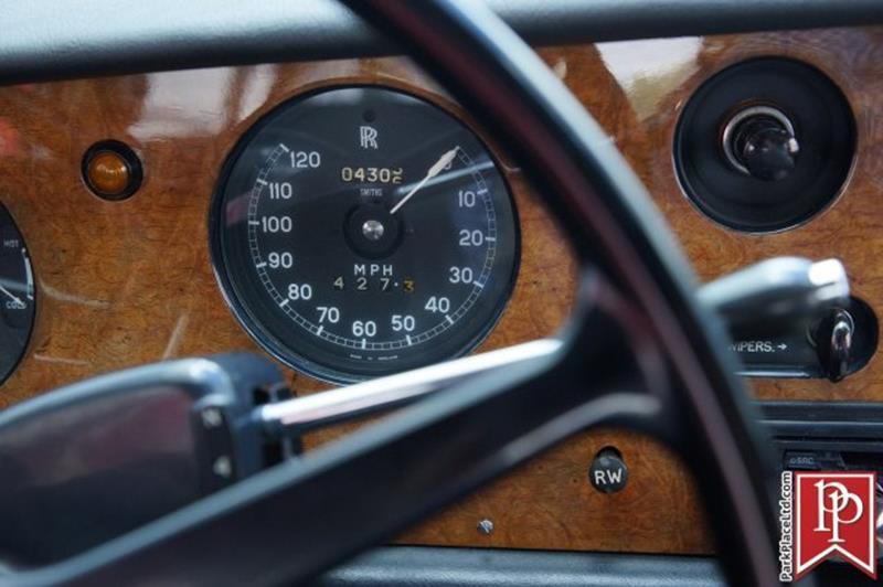 1964 Rolls-Royce Silver Cloud 3 11