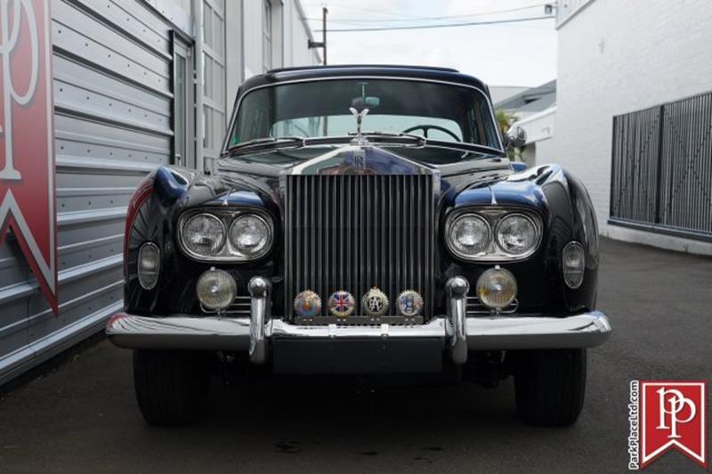1964 Rolls-Royce Silver Cloud 3 3