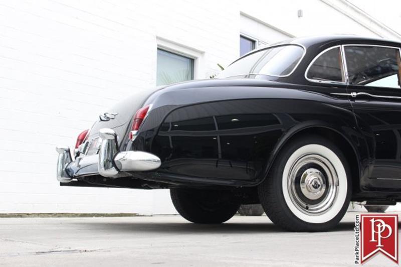 1964 Rolls-Royce Silver Cloud 3 6