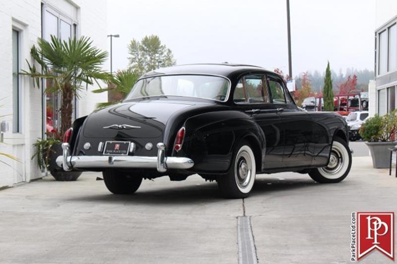 1964 Rolls-Royce Silver Cloud 3 7