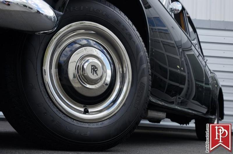 1964 Rolls-Royce Silver Cloud 3 13