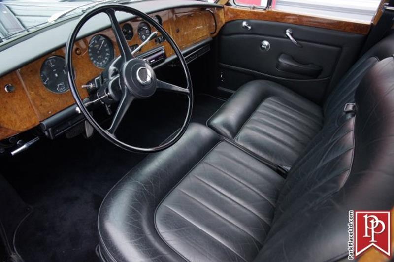 1964 Rolls-Royce Silver Cloud 3 9