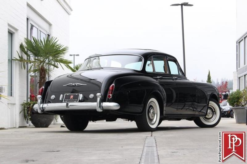 1964 Rolls-Royce Silver Cloud 3 5