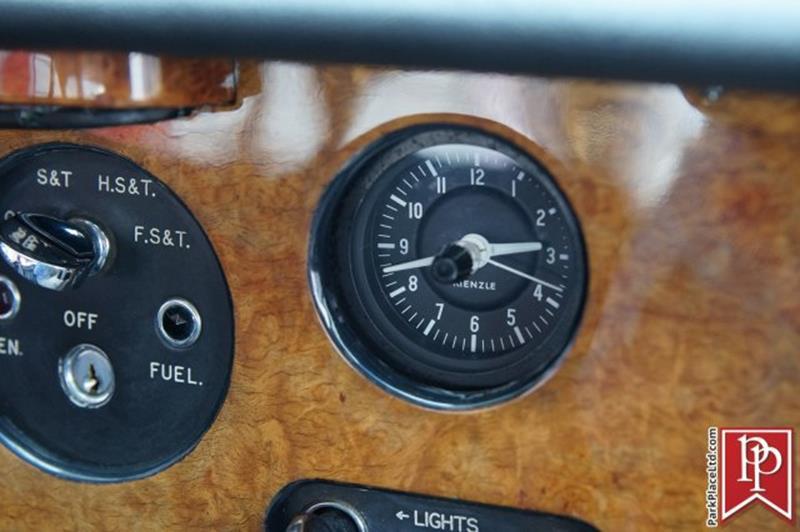 1964 Rolls-Royce Silver Cloud 3 21