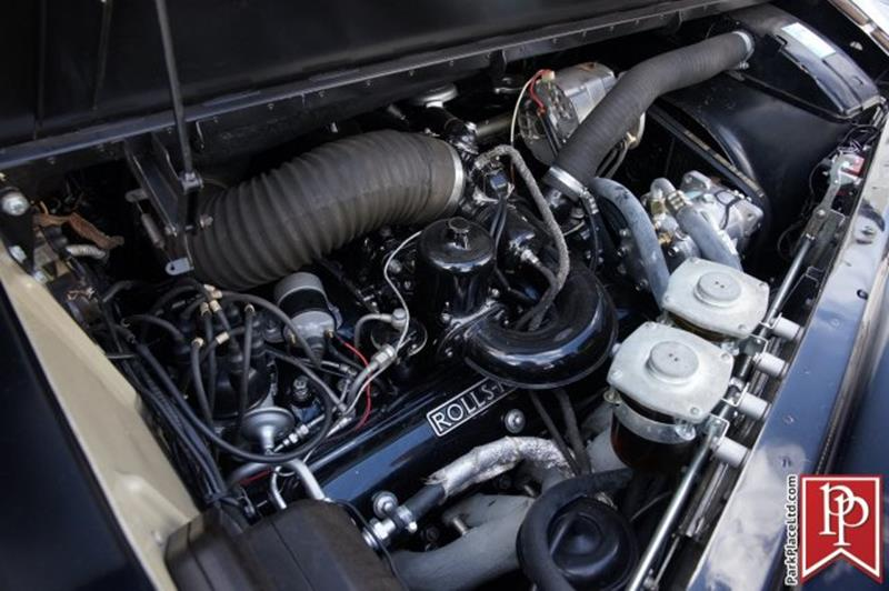 1964 Rolls-Royce Silver Cloud 3 33