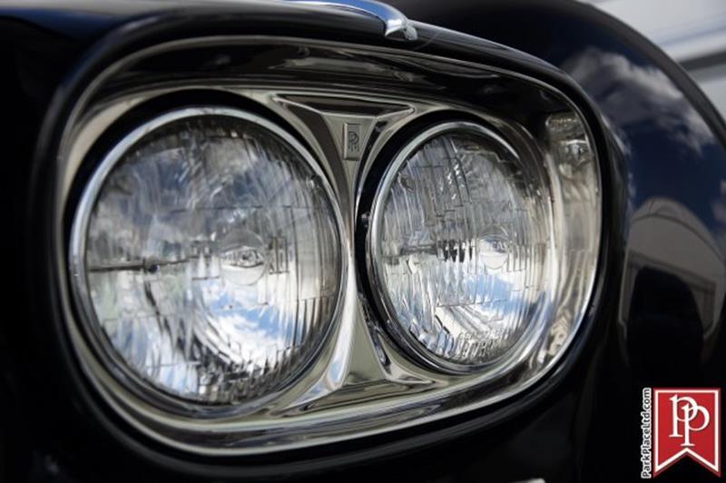 1964 Rolls-Royce Silver Cloud 3 41