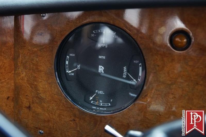 1964 Rolls-Royce Silver Cloud 3 22