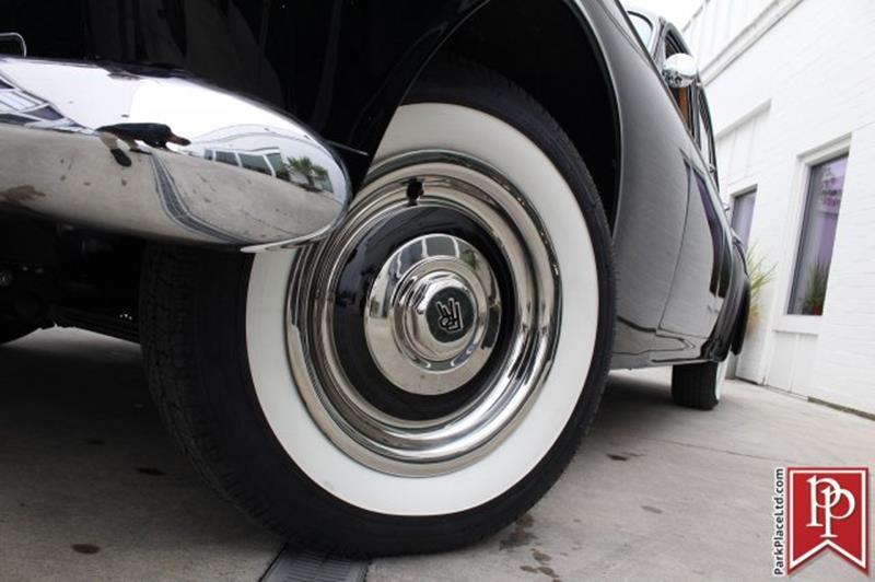 1964 Rolls-Royce Silver Cloud 3 51