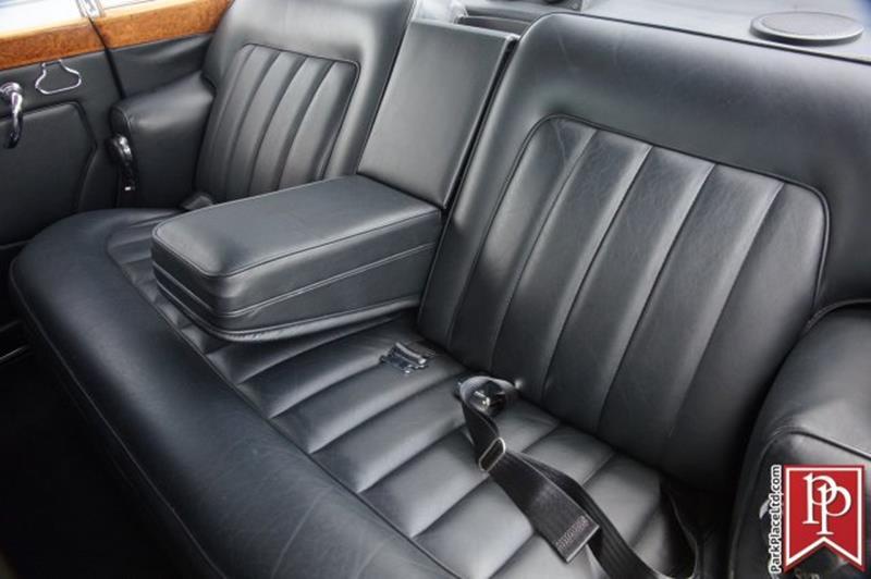 1964 Rolls-Royce Silver Cloud 3 17