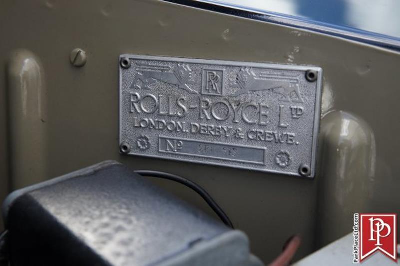 1964 Rolls-Royce Silver Cloud 3 36