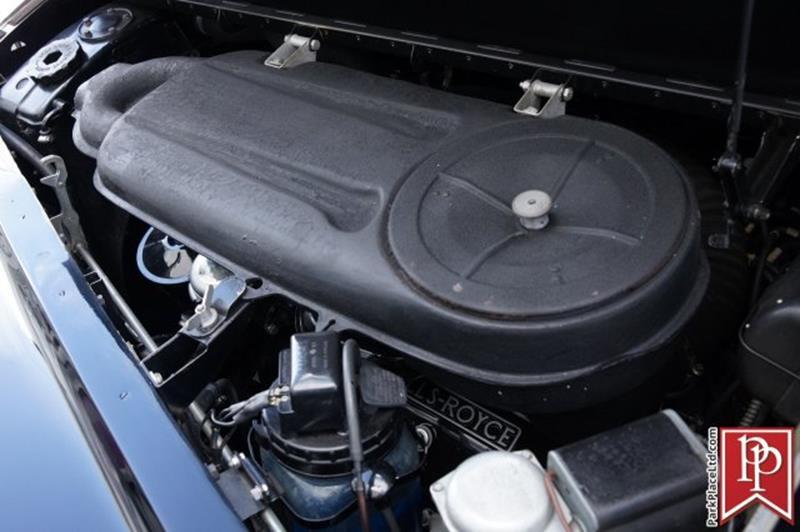1964 Rolls-Royce Silver Cloud 3 32