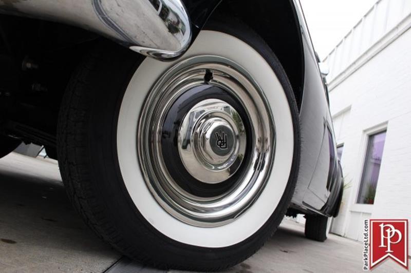 1964 Rolls-Royce Silver Cloud 3 52