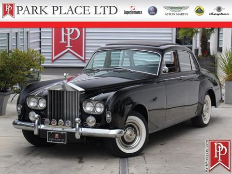 1964 Rolls-Royce Silver Cloud 3 for sale in Bellevue, WA