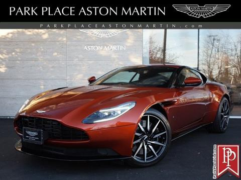 Aston Martin For Sale Carsforsalecom - Aston martin bellevue