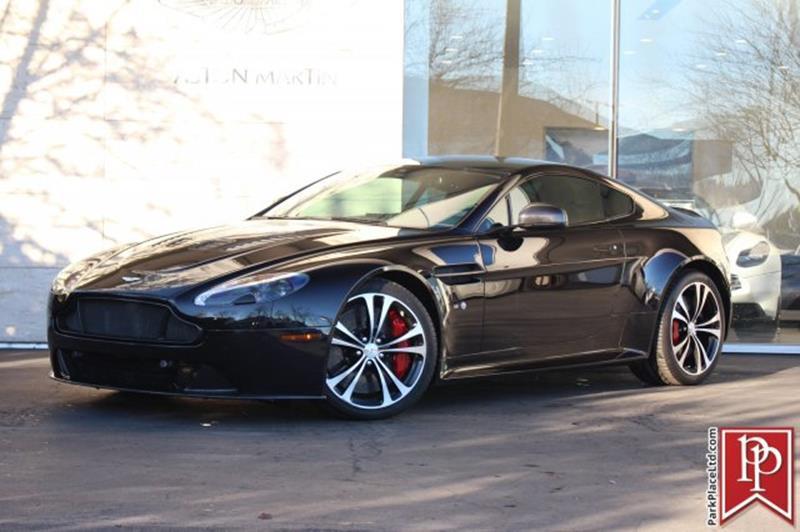 2015 Aston Martin V12 Vantage S Base 2dr Coupe For Sale All