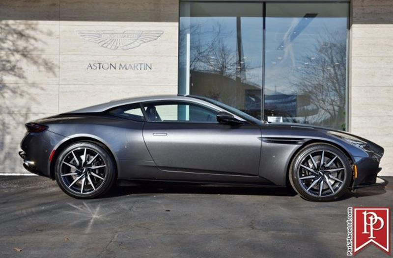 2018 Aston Martin Db11 V12 2dr Coupe For Sale All Collector Cars