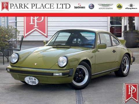 1980 Porsche 911 for sale in Bellevue, WA