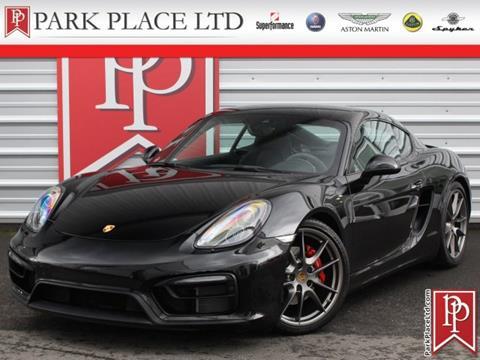 2015 Porsche Cayman for sale in Bellevue, WA
