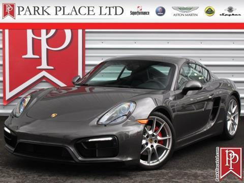 2016 Porsche Cayman for sale in Bellevue, WA