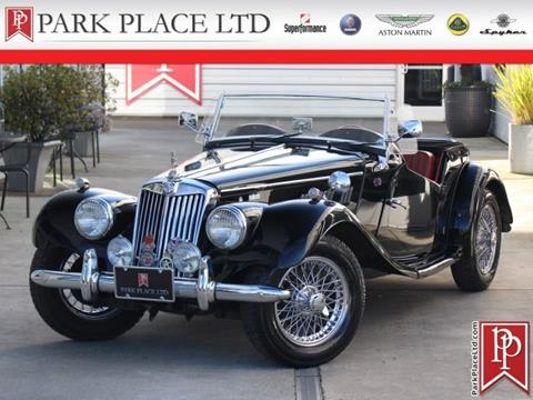 1954 MG TF for sale in Bellevue, WA