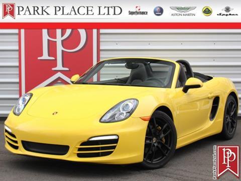 2013 Porsche Boxster for sale in Bellevue, WA