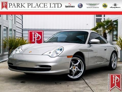 2003 Porsche 911 for sale in Bellevue, WA