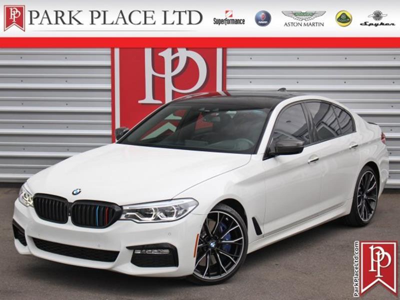 2017 BMW 5 Series 1