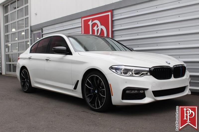 2017 BMW 5 Series 5