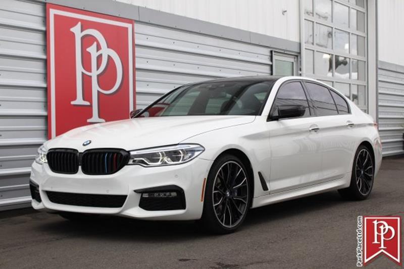 2017 BMW 5 Series 2