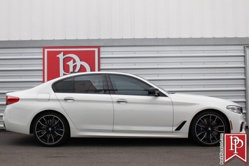2017 BMW 5 Series 6