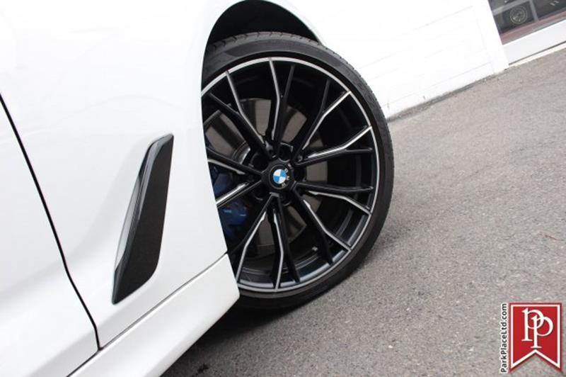 2017 BMW 5 Series 25