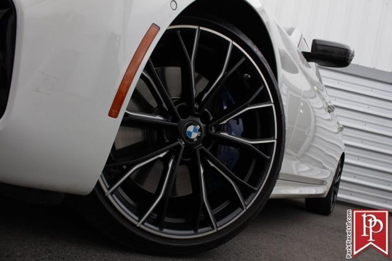 2017 BMW 5 Series 19