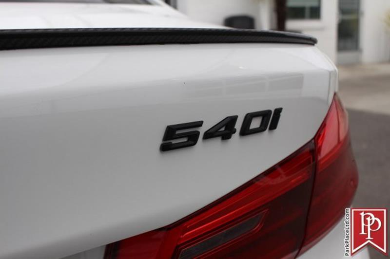 2017 BMW 5 Series 29