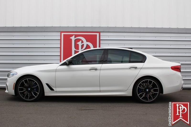 2017 BMW 5 Series 3