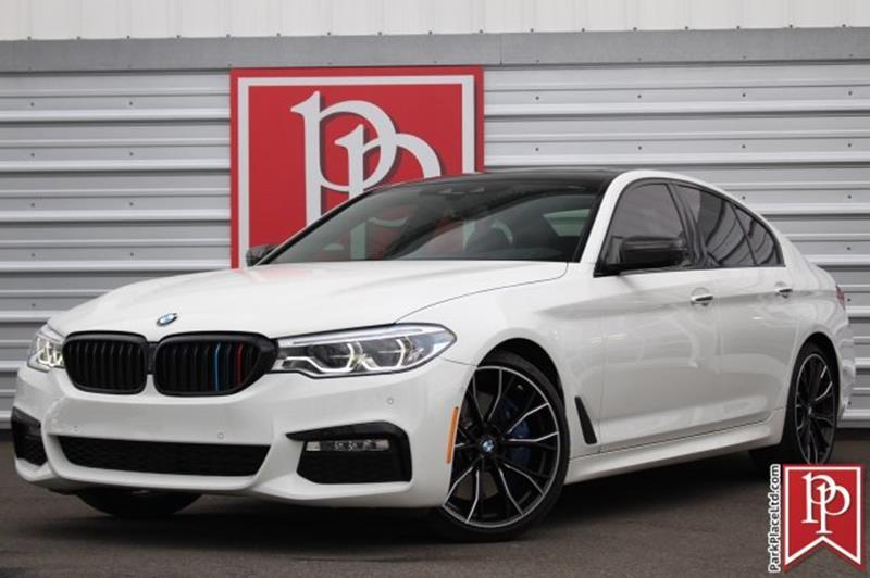 2017 BMW 5 Series 39