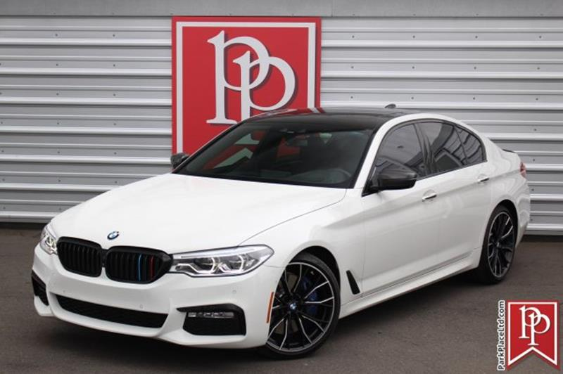 2017 BMW 5 Series 38