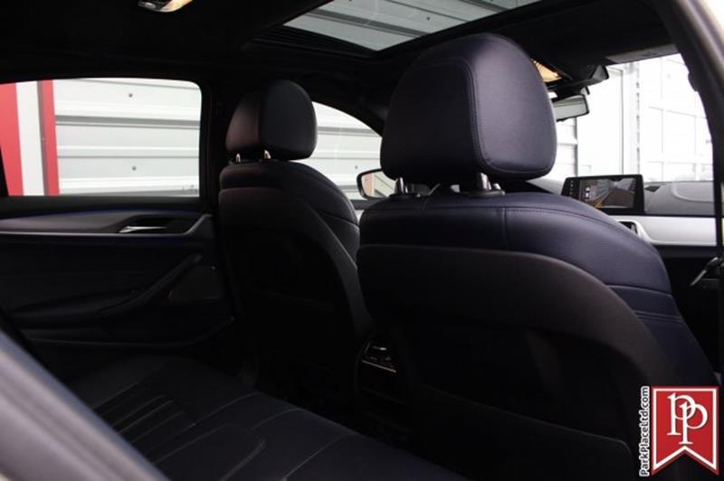 2017 BMW 5 Series 34