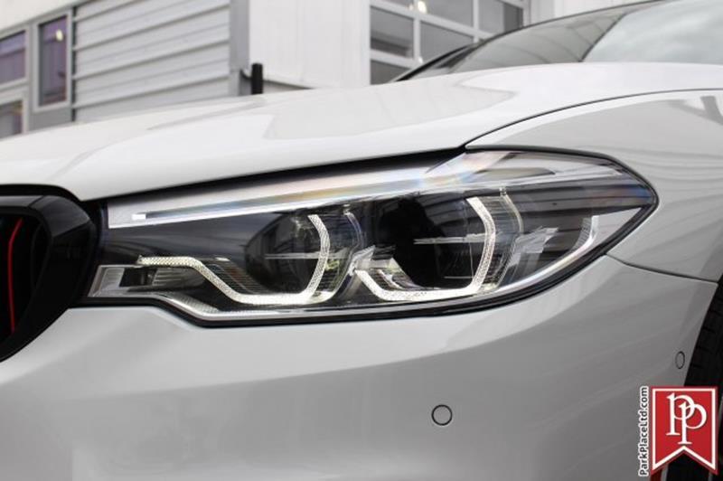 2017 BMW 5 Series 7