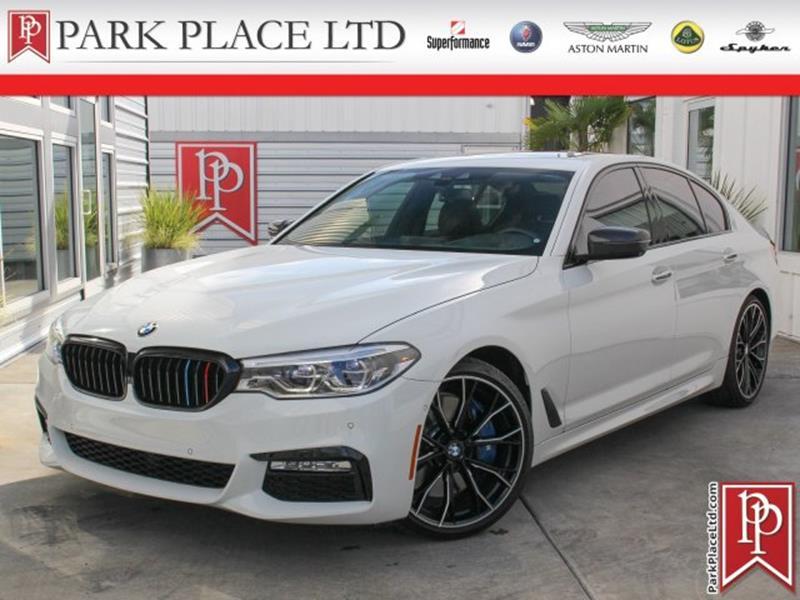 2017 BMW 5 Series 8