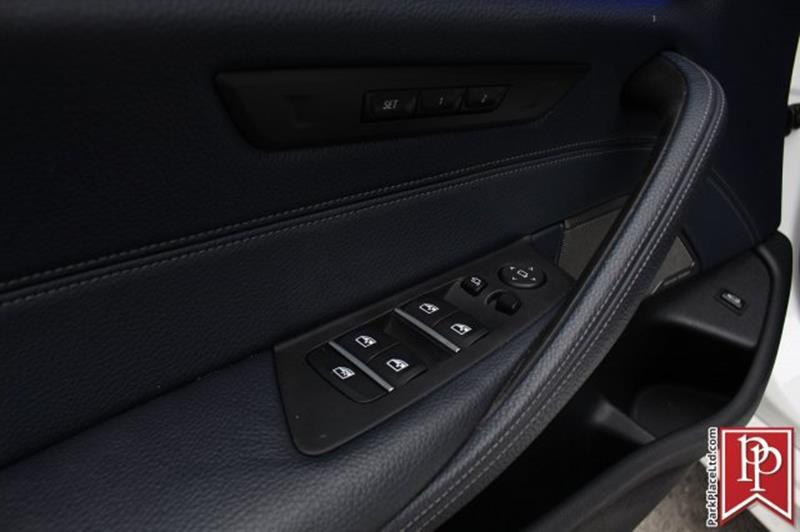 2017 BMW 5 Series 20